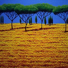 IMG_20131123_190927 (Walker the Texas Ranger) Tags: flowers trees flower tree art painting dallas gallery tx
