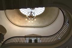 City Hall Dublin (Wendy:) Tags: dublin architecture cityhall balcony stairwell ceiling georgian balustrade plasterwork
