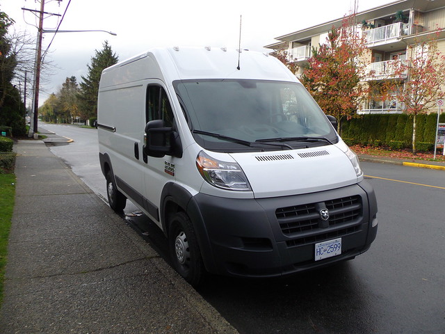 dodge ram mapleridge 2500 promaster hc2599