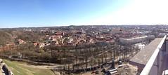 Uitzicht kasteel