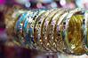 Cloisonne Closeup (JebbiePix) Tags: china macro metal shop glitter shopping asian gold golden store shiny asia shine pentax market bokeh metallic crafts traditional chinese beijing craft sigma jewelry sparkle ornament bracelet avenue sparkly glittery sparkling wangfujing adornment cloisonne glitz glitzy abigfave jingtailan