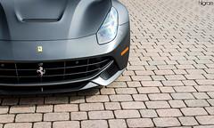 Evil Smile (Hilgram Photography) Tags: cars silver italian ferrari supercar spotting f12 berlinetta