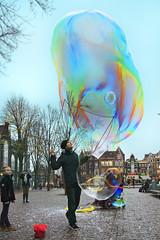 Amsterdam Bubbles mit Binki