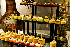 Fruity Delights (Syed Ramish) Tags: pakistan food dinner hotel golden continental desserts porn pearl hassan syed hue lahore ramish
