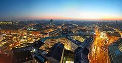 300 steps upstairs to View Point (werner boehm *) Tags: alpen viktualienmarkt alterpeter rindermarkt wernerboehm