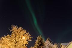 Auroras II (li Mr) Tags: winter iceland nightshot northernlights auroraborealis nikond7000 sigma1770f284osmacrohsm norurljs