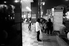 (andidrew) Tags: bw blackwhite kodak w trix taiwan 400tx 400 fujifilm taichung klasse trix400 klassew