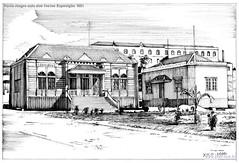 Porto Alegre sala das festas Exposição 1901