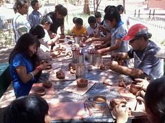 Talleres cerámica tradicional, Ayllu de Solor, San Pedro de Atacama