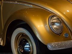 All that glitters is gold (katrin glaesmann) Tags: 1955 vw volkswagen beetle wolfsburg autostadt käfer zeithaus zeithausmuseum
