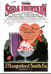 The Soda Fountain, February 1921