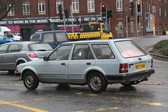 1984 Ford Escort 1.3 Base