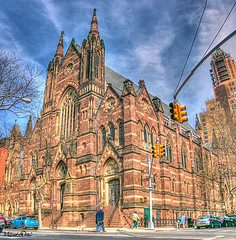 "St. Ann's the ""Mother of Brooklyn Churches"" (Mambo'Dan) Tags: church brooklyn religion anns protestant churchst stanns gothicstructure"
