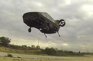 以色列开发飞行军车