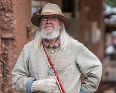Civil War Reenactors (Jose Matutina) Tags: caifornia calico civilwar ghosttown gold historical history reenactment reenactors sel85f14gm sonya7ii yermo