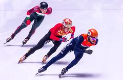 WK shorttrack 2017 (Bart Weerdenburg) Tags: shorttrack ahoy sjinkieknegt knegt sport sports action movement sportsphotography speedskating ice speed skating