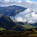 View of Inter-Andean Valleys from Pichincha Volcano