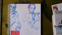 _1440310 (pasekaa) Tags: скетч sketch зарисовки карандаш портрет