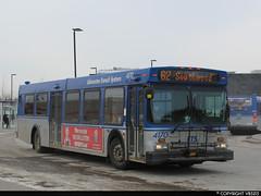Edmonton Transit System #4170 (vb5215's Transportation Gallery) Tags: ets edmonton transit system 1999 new flyer d40lf