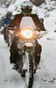 Himalayan in the Himalayas (touragrapher) Tags: 70200 canon70200 canon70d dharali harshil heroimpulse himalayas himalyan offroader royalenfield sigma30mm snow snowstorm2017 snowstorm uttarkhashi uttrakhand uttrakhandtourism whereeaglesdare remotestcorners tourer