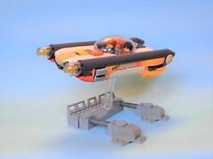 Atmos 01 (JPascal) Tags: lego bubble canopy space car
