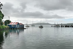 Careys Bay, Port Chalmers, Otago, New Zealand