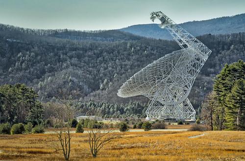 Late Winter Radio Signals