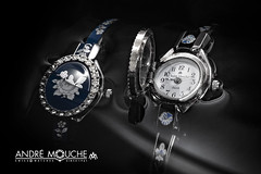André Mouche (maxhuang5) Tags: water watch andremouche 雪蓮錶 andré mouche