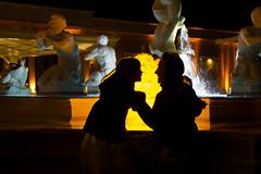 Moments (Kaarel Kaldre) Tags: hetked moments inimene human people kuju statue öö night siluett silhouette outdoor fountain vesi water north cyprus famagusta