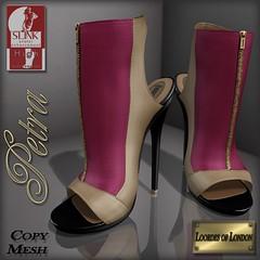 Loordes of London-Petra Boots-#15 1 (loordesoflondon) Tags: my 60l secret sale 32417
