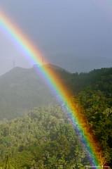 arco iris en Oripoto (ojoadicto) Tags: venezuela caracas oripoto arcoiris rainbow montañas mountains nature naturaleza