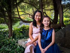 Love My Girls (Laith Stevens Photography) Tags: naturallight nsw nature natural green goneawol getolympus olympus omd olympusinspired outdoor olympusau omdem1 em1mkii hunter valley gardens portrait mother daughter asian girls love leica summilux 25mm f14 family ngc