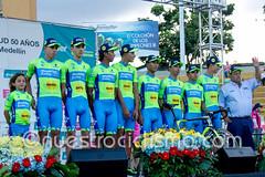 Presentación Vuelta de la Juventud 2017