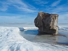 P3190432 (ken berg) Tags: lake winnipeg lakewinnipeg ice beach winnipegbeach frozen