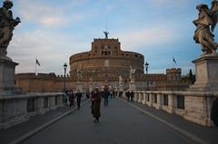 Castel Sant'Angelo (lomby92) Tags: angels rome italy castle eternal city vatican