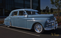 Plymouth 1 (patflana) Tags: sanmarcoshighschool carshow sanmarcosca 1949 plymouth