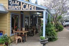 Tilba-Tilba, village cafe - Explore (blauepics) Tags: australia australien new south wales nsw great pacific drive tilba tilbatilba cafe house haus architecture architektur building gebäude explore