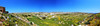 Gozo, Malta. (廖法蘭克) Tags: gozo malta canonef1740mmf4l mountain hilltop island landscape green frank photographer photography photograph vacation relax holiday easter blue bluesky sunny sunshine 馬爾他 環景 哥佐島 山 山頂 藍天 canon