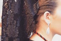 Black Rose  #girls #picoftheday #mantilla #semanasanta #granada #details #traveller #earings #spain #igersespaña #turismogranada #culture #beautiful #beauty #youth #blackdress #blackrose #photography #religion #neck #photooftheday #igersandalucia #igers # (Uxía Vila) Tags: beautiful culture travel earing neck black details closeup spain granada girl instagramapp square squareformat iphoneography aden