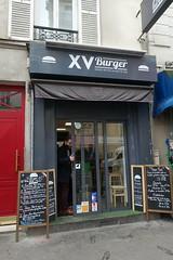 XV Burger @ Montparnasse @ Paris (*_*) Tags: paris france europe march 2017 city winter montparnasse paris15 75015 xvburger hamburger american usa food restaurant vaugirard
