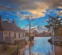 Trousers in waterland • #broekinwaterland #noordholland #netherlands (monique.anrochte) Tags: light landscapephotography photography fotografie tree surreal dream dorp lake cloudy blue winter weather sky clouds view village nederland canon6d canon home water landscape house waterland broekinwaterland noordholland netherlands art dutch erfgoed exhibition expo expositie facebook forsale heritage holland industrialheritage industrieelerfgoed instagram kunst landschap moniqueanrochte socialmediafotograaf stock tekoop twitter