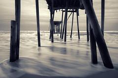 Casts It's Spell (karenhunnicutt) Tags: friscopier capehatterasnationalseashore northcarolina atlanticocean hurricanmatthew longexposue karenhunnicuttphotographycom karenhunnicutt fineartphotographer