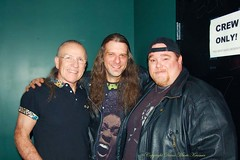Back stage (she wolf-) Tags: photography rock concert magicstickdetroit joey bowen tribe with special guest mark farner ome kind wonderful is song written by john ellison music muscians paul kramer lead guitar