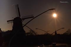 Windmills (marcootero_) Tags: windmills zaanse molens molinosdeviento holland netherland
