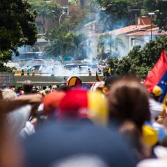 (huguito) Tags: protesta marcha chacaito caracas huguito arrobahuguito venezuela qtpd hugolondono