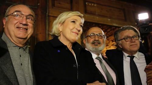 Marine Le Pen au Liban, pour les Chrétiens du Liban. Visite à Byblos, Mont-Liban.