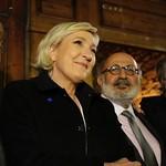 Marine Le Pen au Liban, pour les Chrétiens du Liban. Visite à Byblos, Mont-Liban. thumbnail