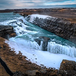 Gullfoss waterfall - Iceland - Travel photography thumbnail