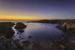 Sunset Cove (gr7361) Tags: whitehouse creek trail sanmateo coast cove california visipix ocean atkinson bluff anonuevo preserve statepark