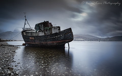 The Old Boat (.Brian Kerr Photography.) Tags: corpach fortwilliam lochlinnhe bennevis scotland scottishlandscapes scotspirit scottishhighlands snow winter atmosphere moody boat wrecl ship sea reflections clouds outdoor outdoorphotography coldmorning nature frozen rain sunrise briankerrphotography briankerrphoto sony a7rii